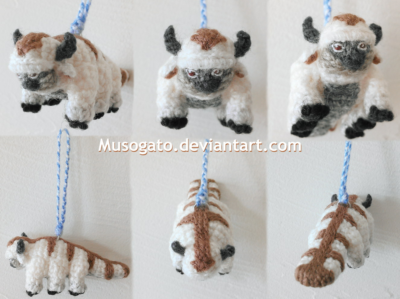 Appa Knitted PDF Pattern - From Avatar the Last Airbender ... | 993x1325