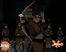 Женщины воины острова киоши аватар