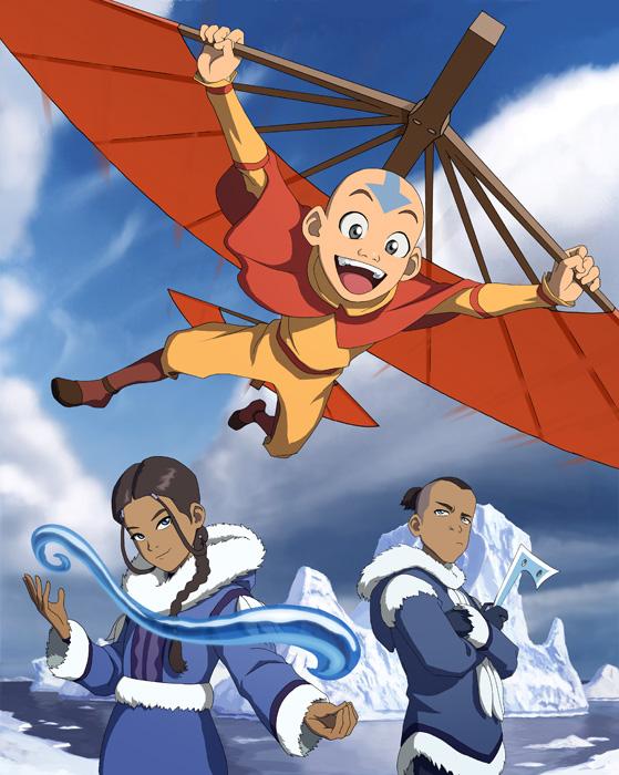 Avatar Saison 1  French DVDRIP preview 1