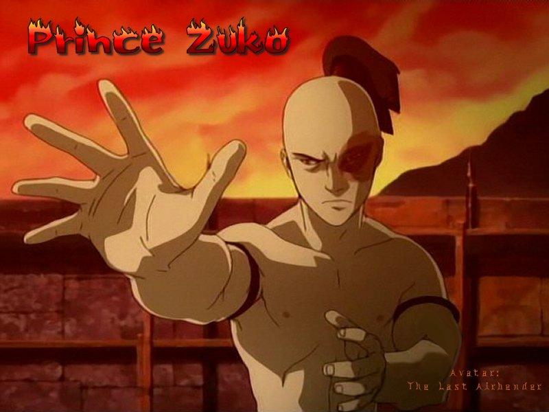 Avatar The Last Airbender Zuko Wallpaper. Prince Zuko in the Agni Kai